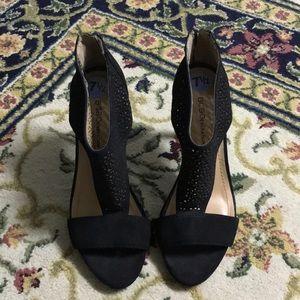 BCBG generation black heels
